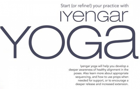 Inyegar Yoga - Is Yoga only for Flexible People?
